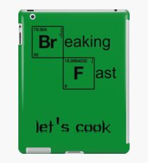 Breaking Fast - Ramadan 2016 iPad Case/Skin