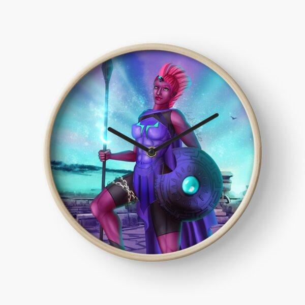 Goddess War Clock