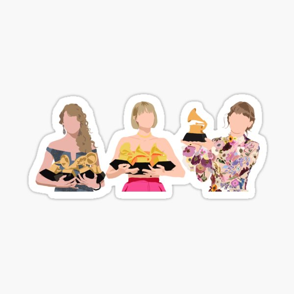 Swift Grammys Sticker