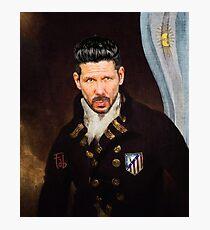 Diego Pablo Simeone Photographic Print