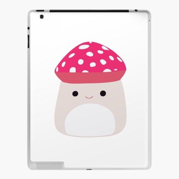 Squishmallow Malcolm the Mushroom iPad Skin
