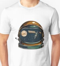 Astronaut View Unisex T-Shirt