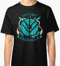 victory or valhalla - shieldmaiden - 2 Classic T-Shirt