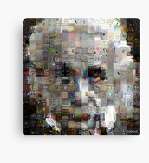 The Genius Of Numbers Canvas Print