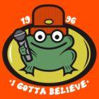 Believin' Since 96... by GordonBDesigns