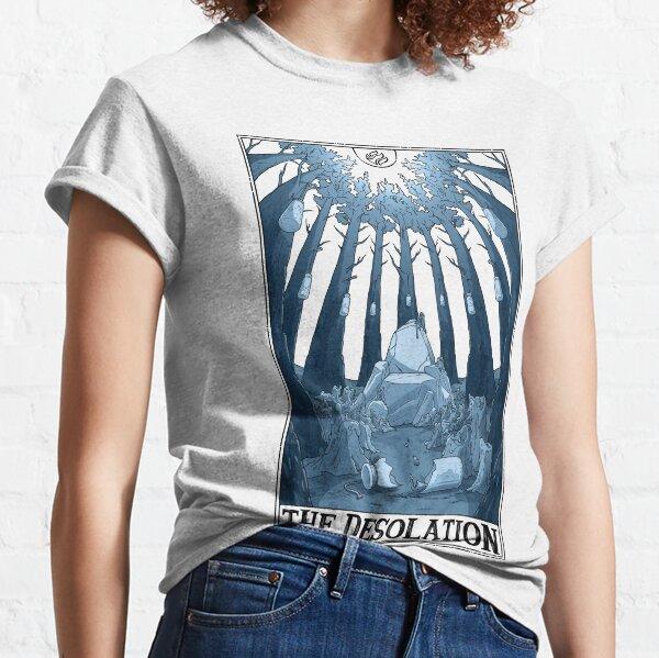 "The Desolation ""Tarotesque"" (Light) Classic T-Shirt"