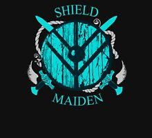 shield maiden - viking warrior - norse Women's Fitted Scoop T-Shirt