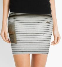 Proportion Distortion Mini Skirt