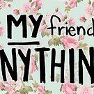 «¿Para mis amigos? ¡Cualquier cosa! Fan Art de Rose Buddies» de STORMYMADE