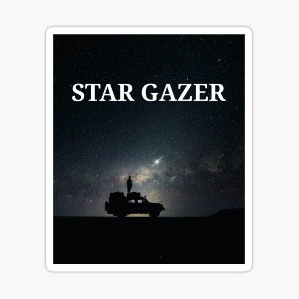 Star Gazer, Star Gazing Sticker