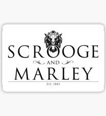 Scrooge & Marley  Sticker