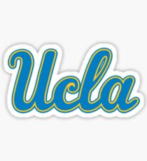 UCLA Sticker