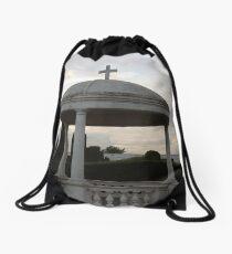 Tulcan Cemetery Dome Drawstring Bag
