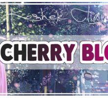 Car Slap - Cherry Blossom Sticker