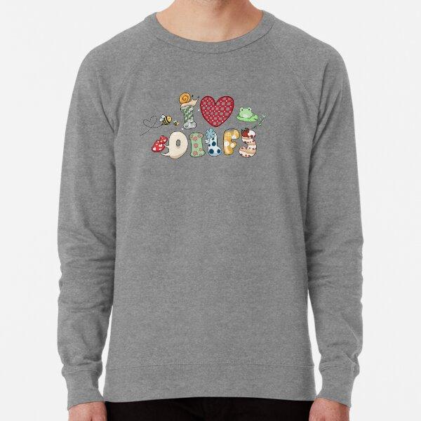 cottagecore I love dilfs Lightweight Sweatshirt
