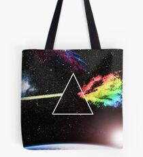 Pink Floyd Dark Side Tote Bag