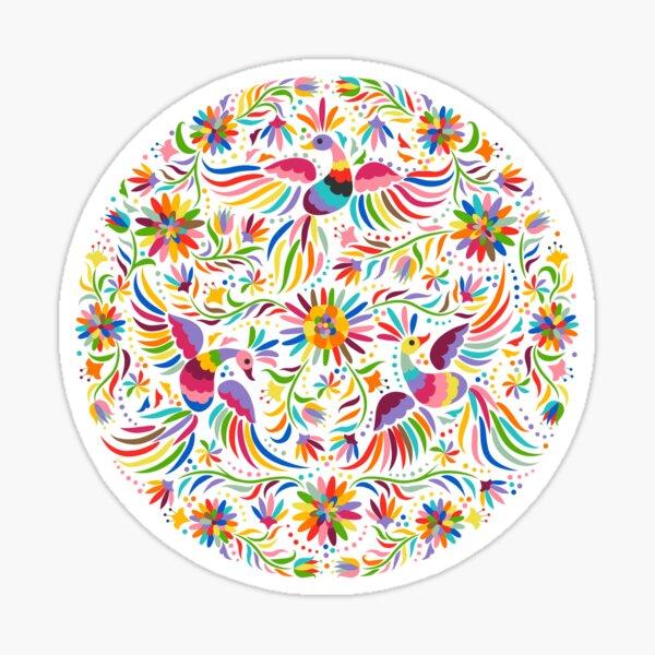 Mexican pattern Sticker