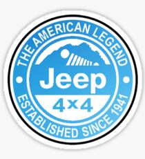 Jeep 1941 Sticker