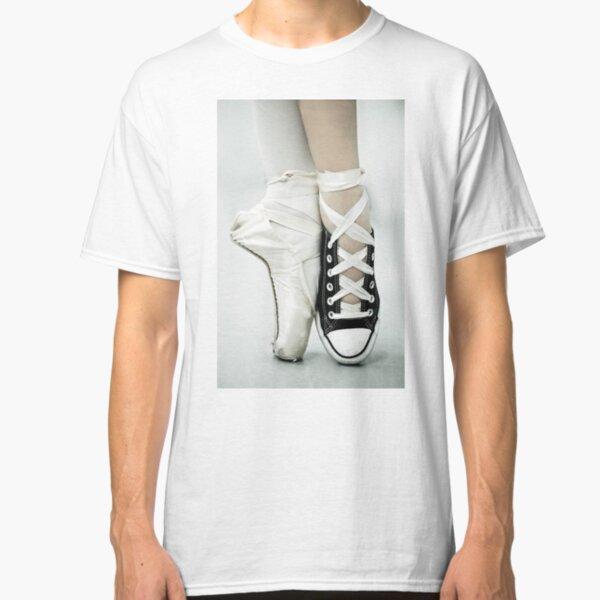Converse / Pointe Shoe Classic T-Shirt