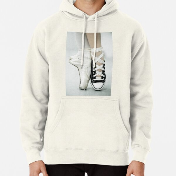 Converse / Pointe Shoe Pullover Hoodie