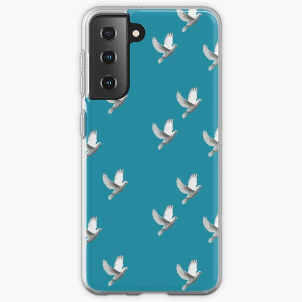 Peace Track Logo Samsung Galaxy Soft Case
