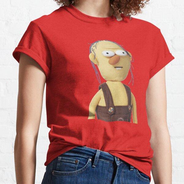 Roy no me abraces estoy asustado Camiseta clásica
