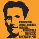 George Orwell 1984 II by Jaime Cornejo
