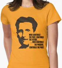 George Orwell 1984 II Womens Fitted T-Shirt