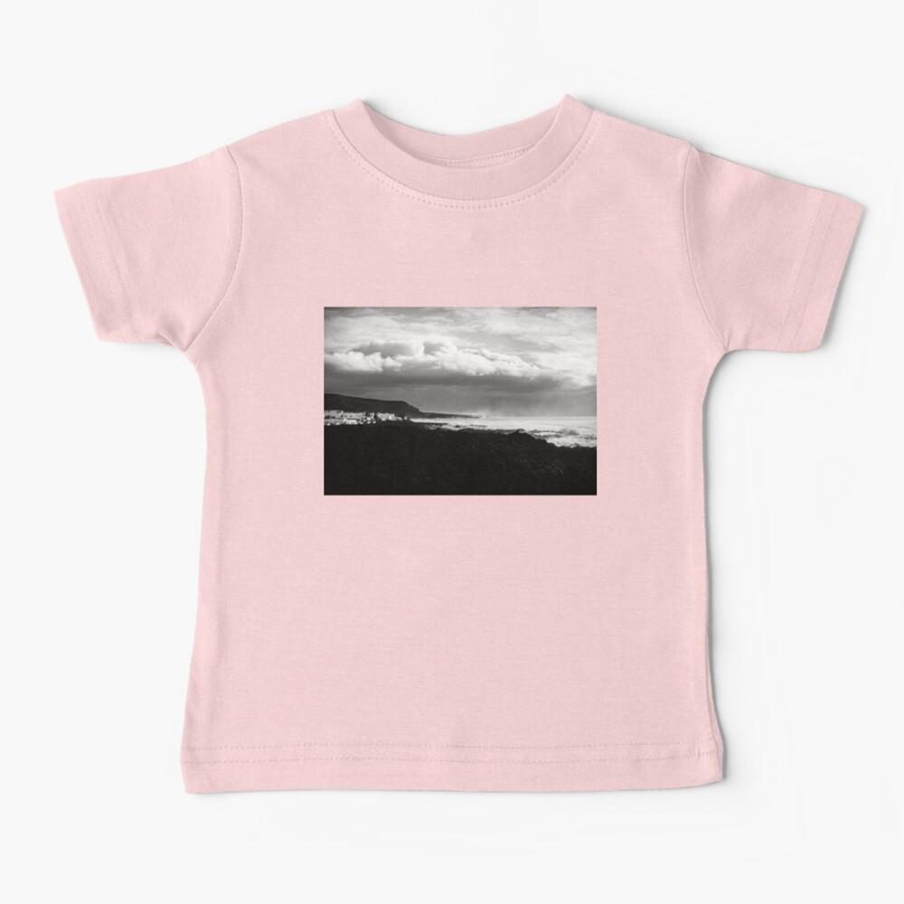 """Heavenly Coast and the Misty Sea"" Baby T-Shirt"