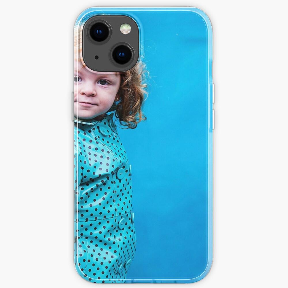 SL-WEEK 47 / Blue iPhone Case