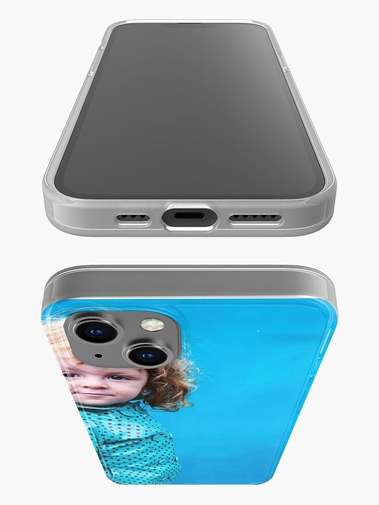 Alternate view of SL-WEEK 47 / Blue iPhone Case