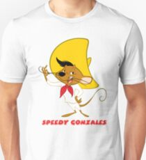 Speedy Gonzales Cartoon T-Shirt