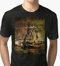 USS Verfassung Vintage T-Shirt