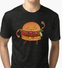 Summer Time Beefcake Tri-blend T-Shirt