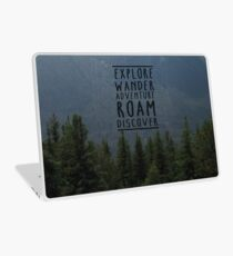 Explore Laptop Skin
