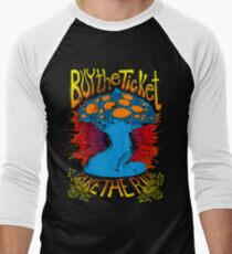 """""""Buy the ticket take the ride"""" Hunter S. Thompson quote original drawing T-Shirt"""