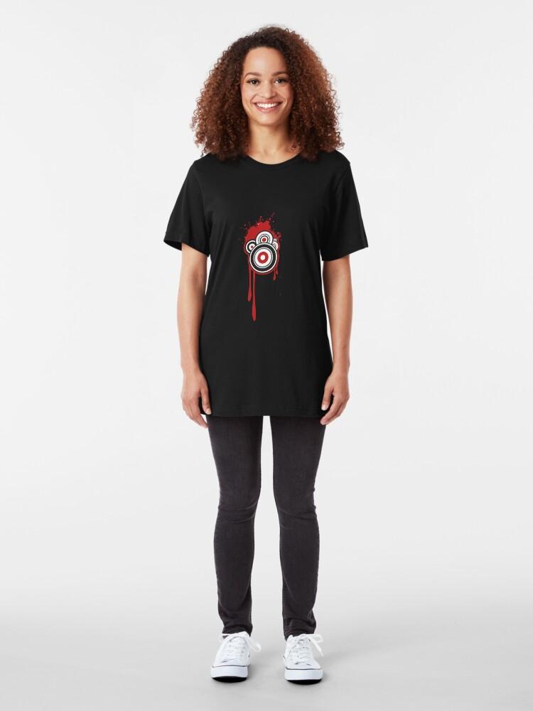 Alternate view of Red Arrow Series - Part II. Slim Fit T-Shirt