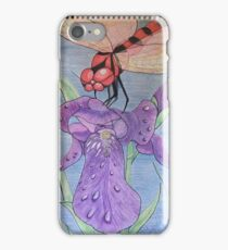 Thirsty dragonfly 2016 series #3 iPhone Case/Skin