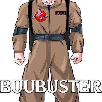 Goku The Buubuster by elangkarosingo