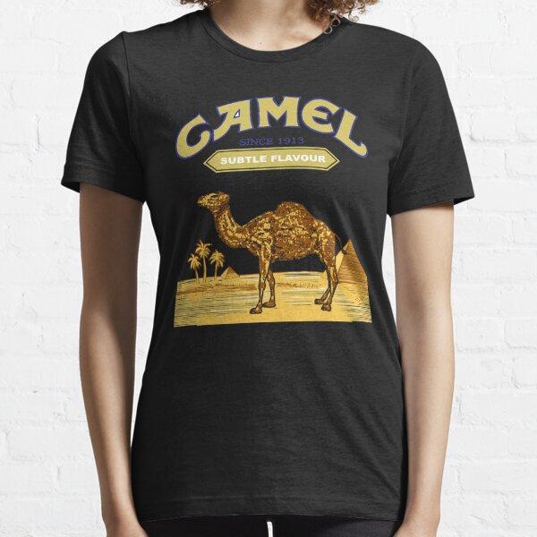 Cigarrillos de camello Camiseta esencial