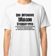 Misunderstood Dragons Classic T-Shirt