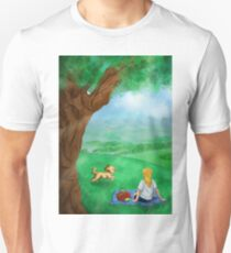 Puppy Picnic Unisex T-Shirt