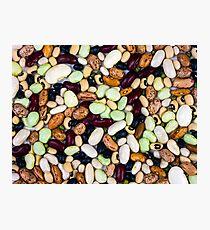 Ten Beans Photographic Print