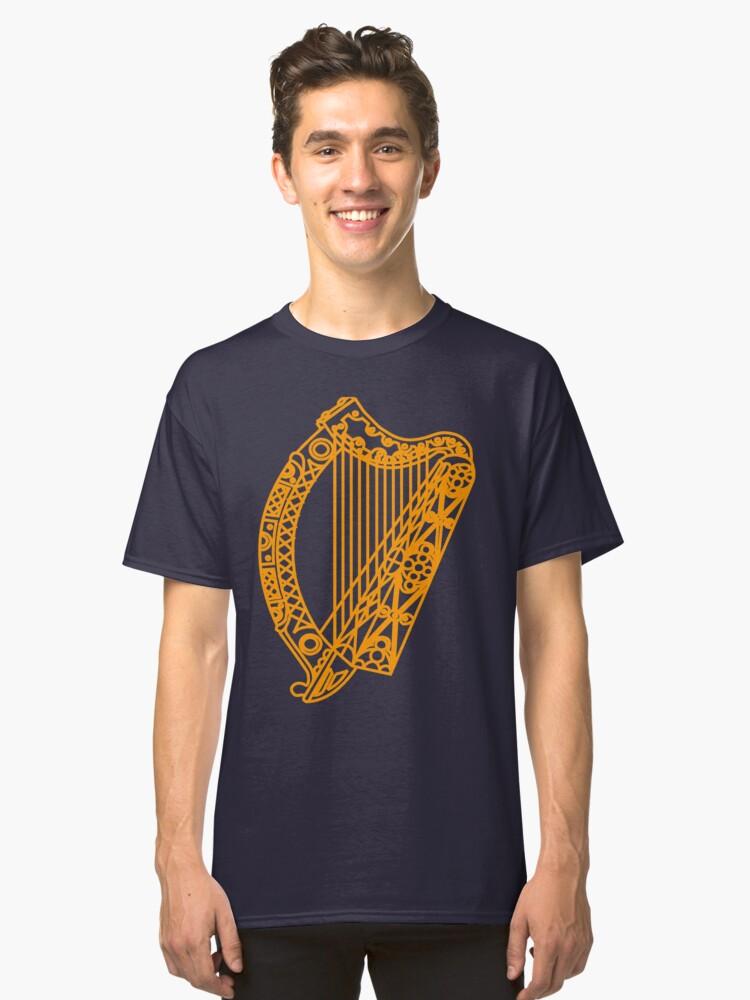 Ireland Classic T-Shirt Front