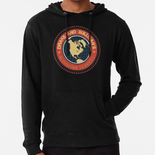 Drake and Sullivan&x27;s 2 Essential T-Shirt Lightweight Hoodie