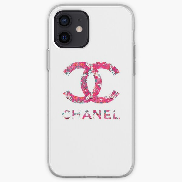 Floral Pink iPhone Soft Case