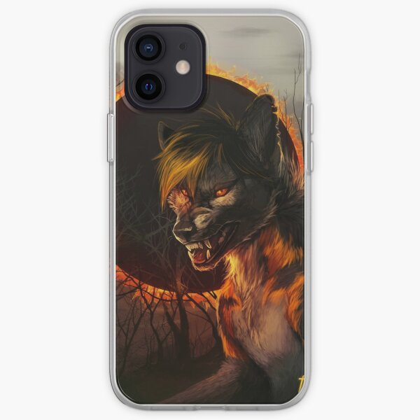 Hell Above iPhone Soft Case