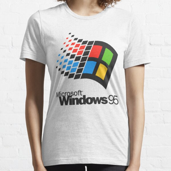 Microsoft Windows 95 Essential T-Shirt