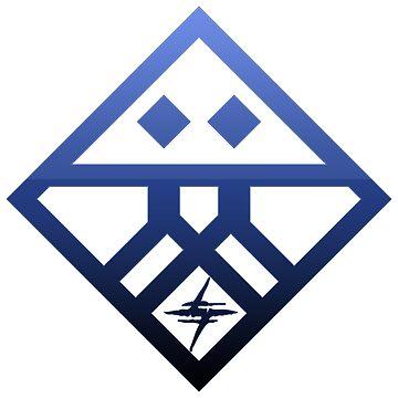 Kiznaiver Corporate Logo - blue by Japancast