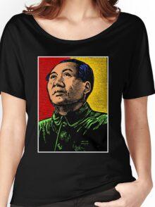 Mao Zedong (Colour) Women's Relaxed Fit T-Shirt